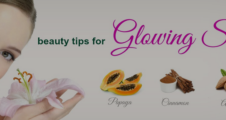 Top 15 Natural Beauty Tips For Glowing Skin