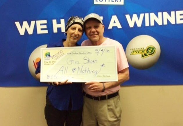 Woman With Breast Cancer Wins Lottery For Second Time In 3 Months