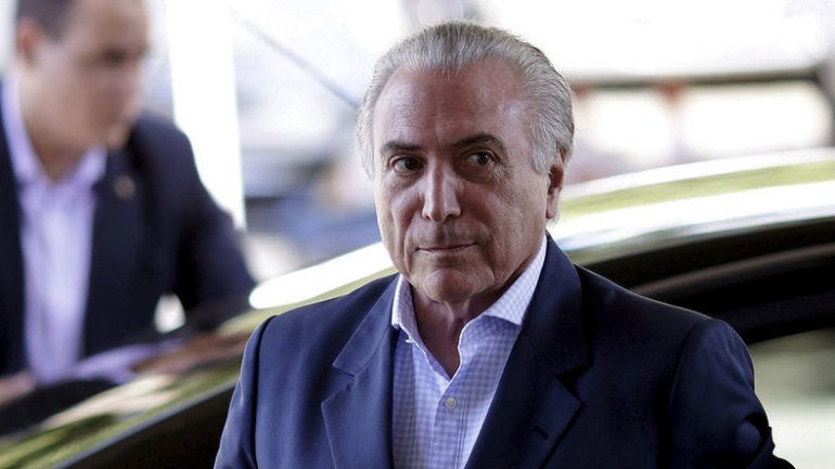 Brazil's Acting President Used To Be US Intel Informant – WikiLeaks