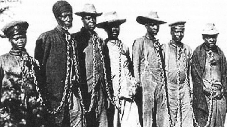 Germany Sued in US For Massacring Over 100K People in Namibia in Early 1900's