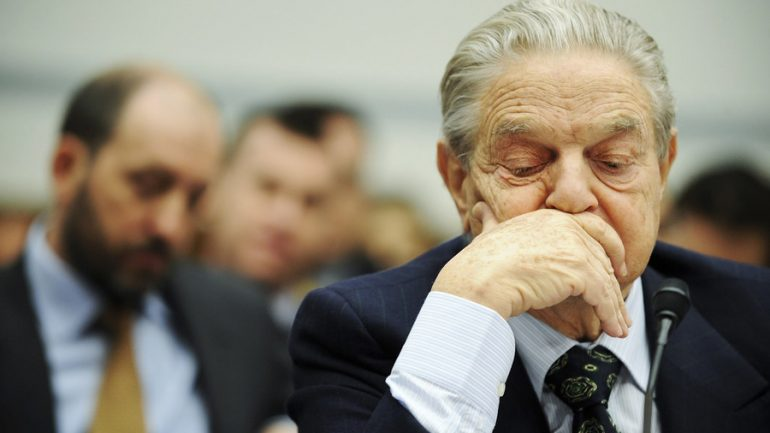 George Soros' World is Falling Apart – and He Blames Everyone But Himself