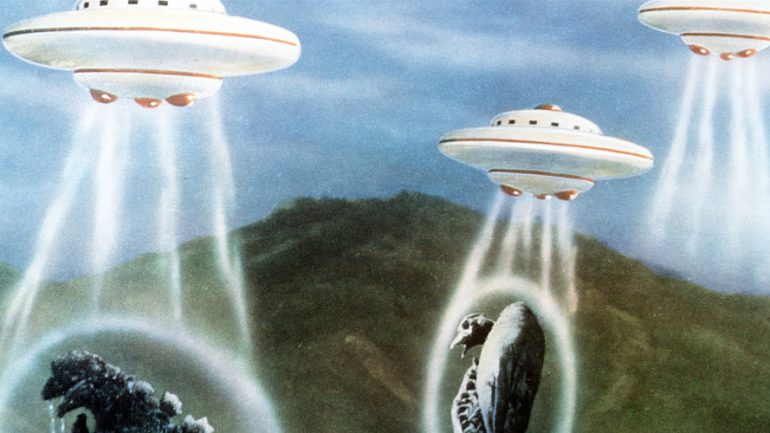 UFO Sightings and Psychic Powers Revealed in Newly Released CIA Documents