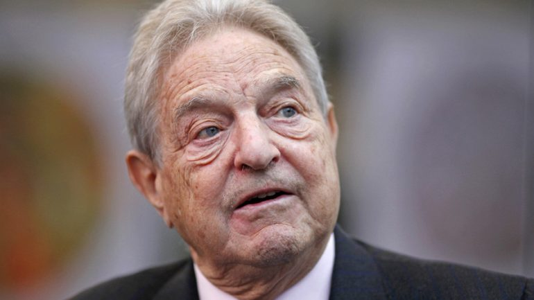 'Stop Operation Soros' Movement Begins in Macedonia
