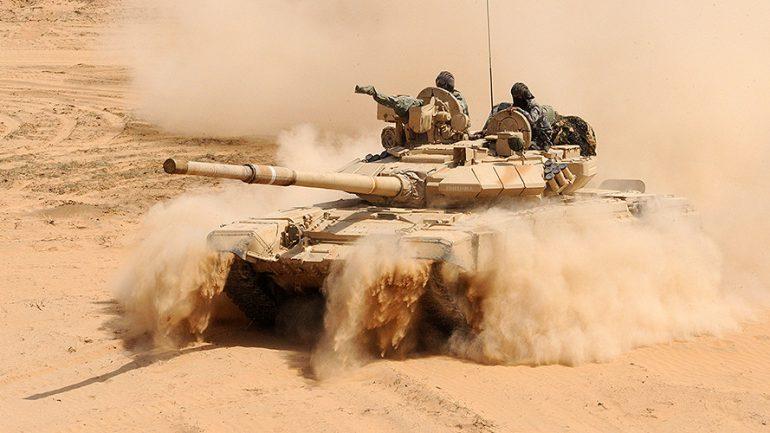 India To Deploy Hundreds of Main Battle Tanks To Pakistan Border