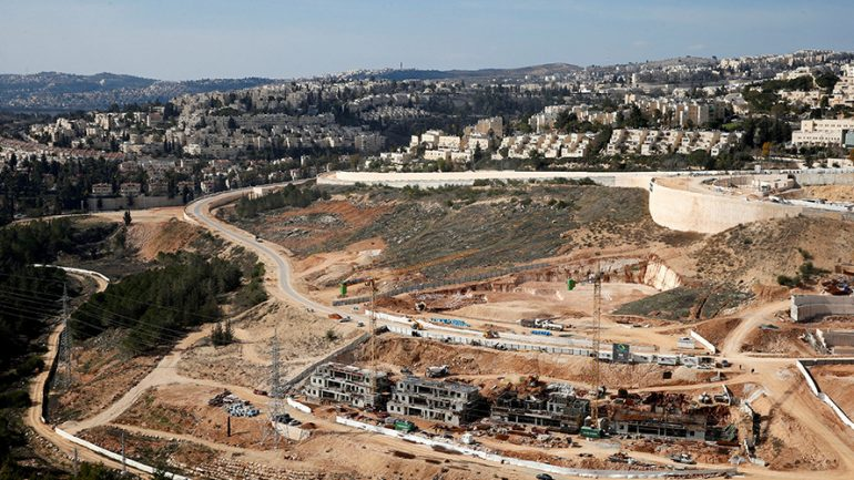 Israel Approves 560 New Illegal Homes in E. Jerusalem