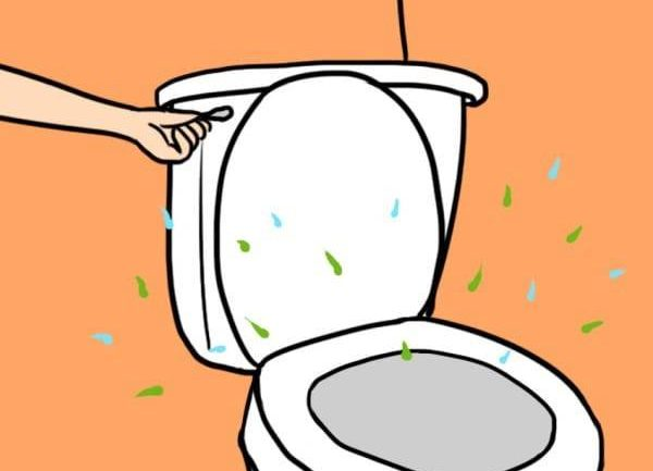Why You Should Never Flush After You Pee