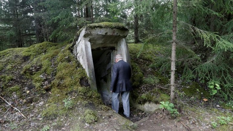 Man Guards Secret Bomb Shelter For Over 40 Years Completely Unaware His Unit Forgot About Him