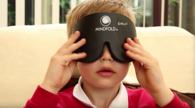These Incredible Kids Have Been Taught How To Open Their Third Eye and Read Blindfold