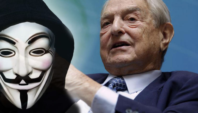 "ANONYMOUS: ""The Elimation of George Soros Has Begun"" Women's March, Ukraine Conflict, & More"