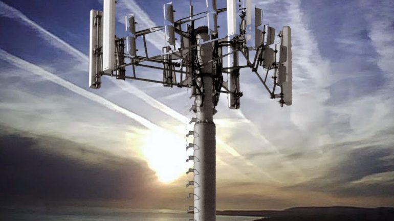 Cell Phones – Cell Towers – Haarp – An EMF Triple Threat
