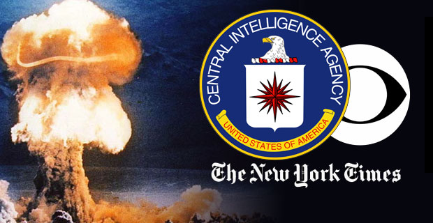 Leading German Journalist Says 'CIA Media' Pushing For World War III