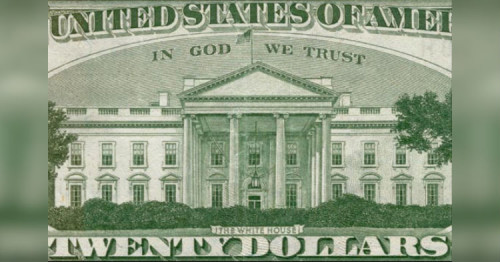 """Judge Throws Out Case, Says """"In God We Trust"""" Will Stay On Currency. Do You Support This?"""
