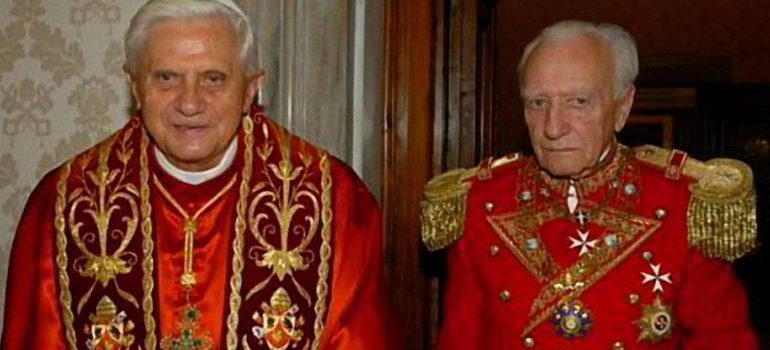 "Vatican: Jesuits Are ""Spiritual Gatekeepers"" Of The New World Order"