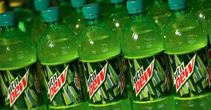 14 Reasons To Stop Drinking Mountain Dew