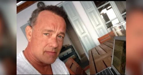 After Years Of Keeping It To Himself, Tom Hanks Shares Heart-Wrenching Story About God