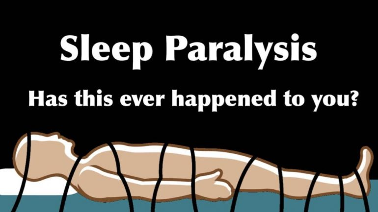 If You've Ever Woken Up At Night Unable To Move, Here's What It Means
