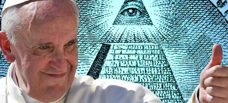 Vatican Calls For 'Central World Bank' And 'Global Authority'