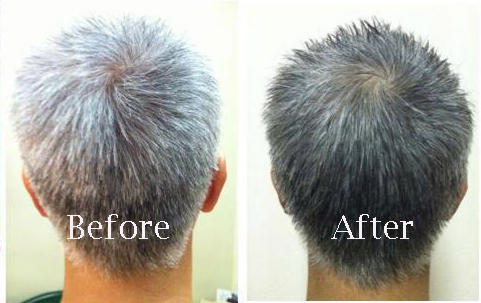 Wheatgrass Turns Gray Hair Back to Its Natural Color