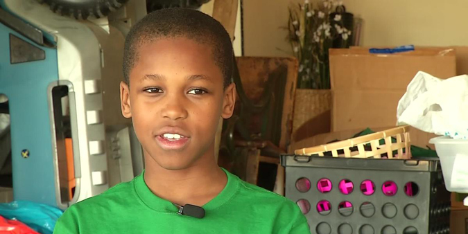 10 Year Old Boy From Texas Just Invented a Device To Prevent Babies From Dying After Being Left In Hot Cars