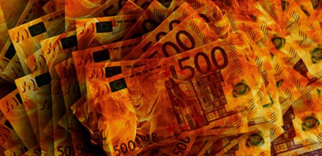 Europe Moves To Begin Elimination of Paper Money