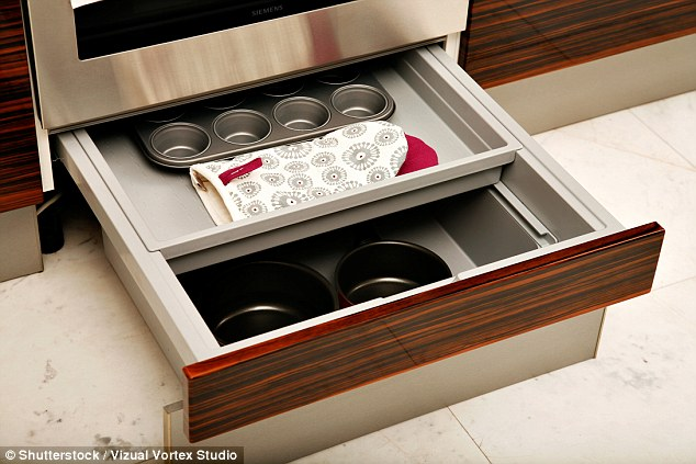Did You Know What The Drawer Underneath Your Oven Is REALLY For….You've Been Using It Wrong The Whole Time