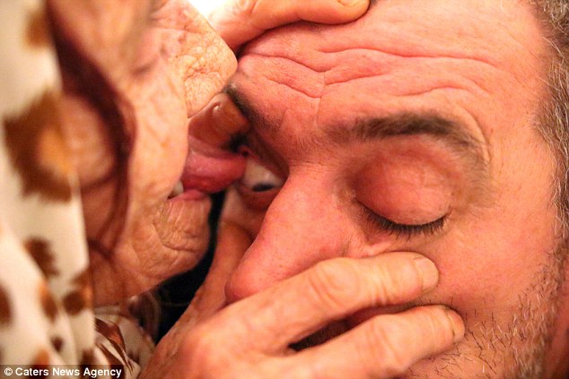 Bizarre Healing Treatment: Elderly Bosnian Woman Licks People's Eyeballs Clean And Charges 10 Euros