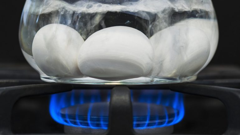 Here Is Why You Should Never Boil Your Eggs
