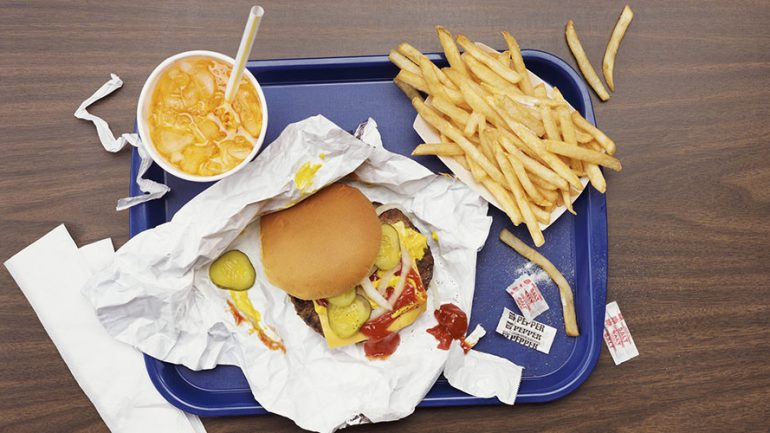 Fast Food Wrappers Contain Carcinogenic Chemicals