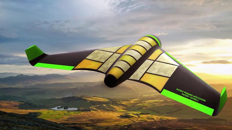 Edible Drone Could Deliver Immediate Food Relief To Disaster Zones