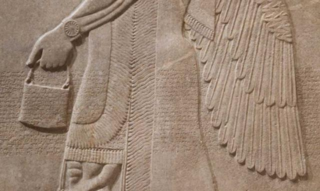 The Answer To The Mysterious Handbags Of The Anunnaki