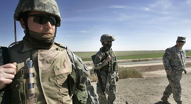 Trump Weighs Mobilizing Nat Guard For Immigration Roundups