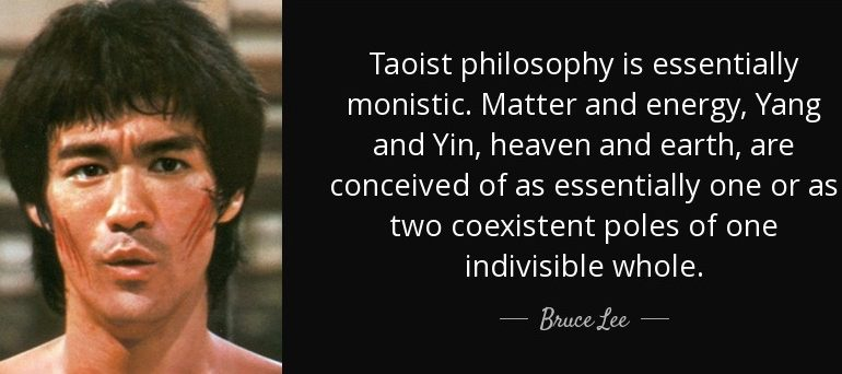Bruce Lee's Taoist Wisdom