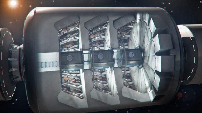 Stasis Hibernation Chambers Ready To Send People Into Space by 2018