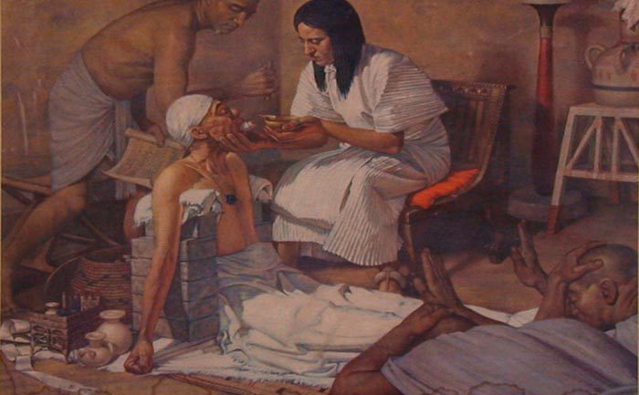 Ancient Egyptian Scrolls Document Natural Herbs and Holistic Medicine That Saved Lives and Cured Disease