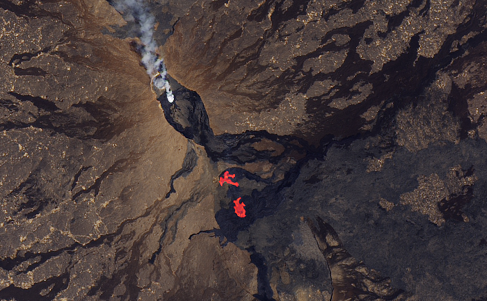 Nearby Earthquakes Are Opening Up Africa's 'Gateway to Hell' Volcano
