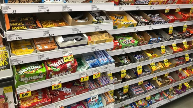 Michigan Mom Is Determined To Have Stores Remove Candy From Checkout Lines