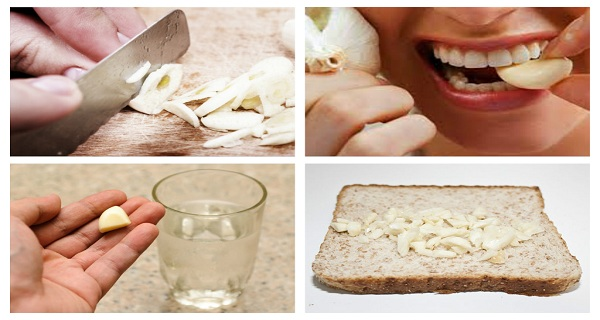 This is How You Should Eat Garlic….If You Want To Achieve Maximum Healing Effect