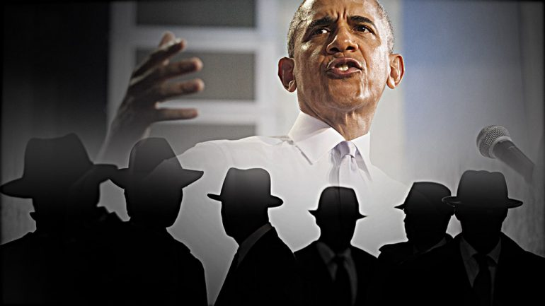 Obama Running Shadow Government Op To Discredit Alternative News and Other Pro-Trump Independent Media