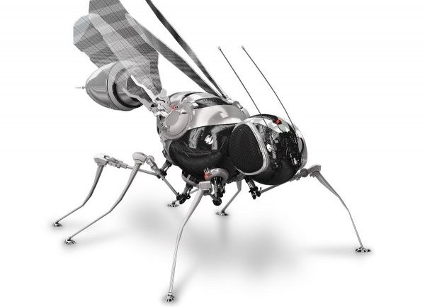 Genetically Engineered Cyborg Dragonflies Now Being Weaponized For Surveillance Missions
