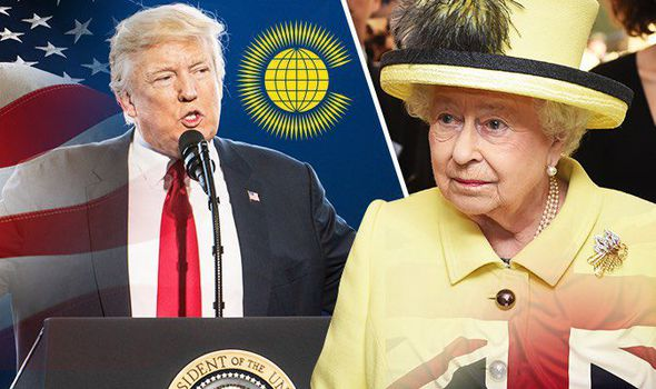 Queen Elizabeth Announces Plans To Make USA Part of Her Commonwealth