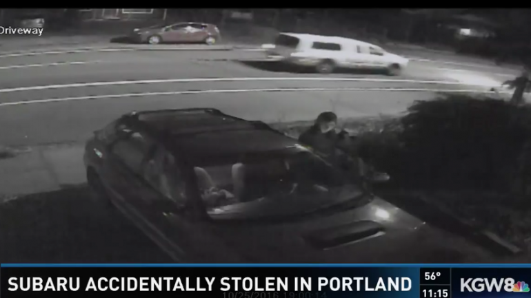 Thief Steals a Stranger's Car, Returns It Next Day With Cash and a Note Explaining Why