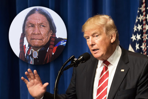 Trump Wants To Deport American Indians To India