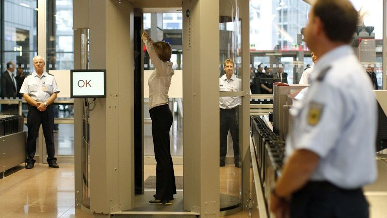 Los Alamos Study Finds Airport Scanners Alter DNA