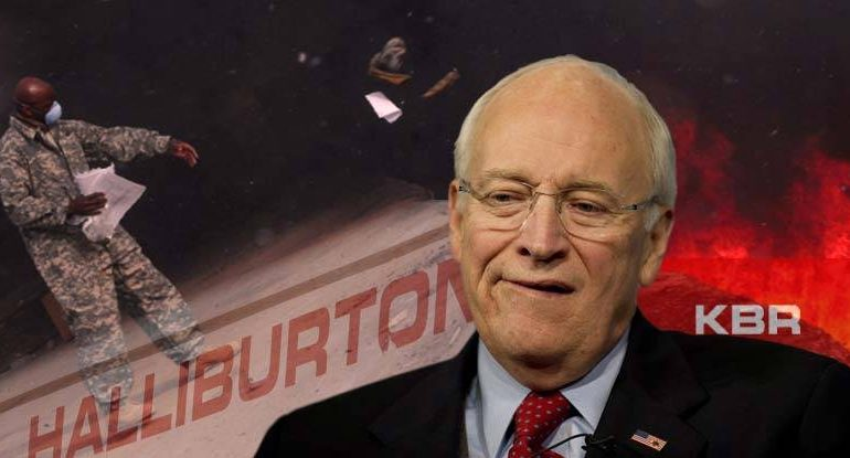 Dick Cheney Poisoned Hundreds of US Troops in Iraq — They're Dying — And the Media is Silent