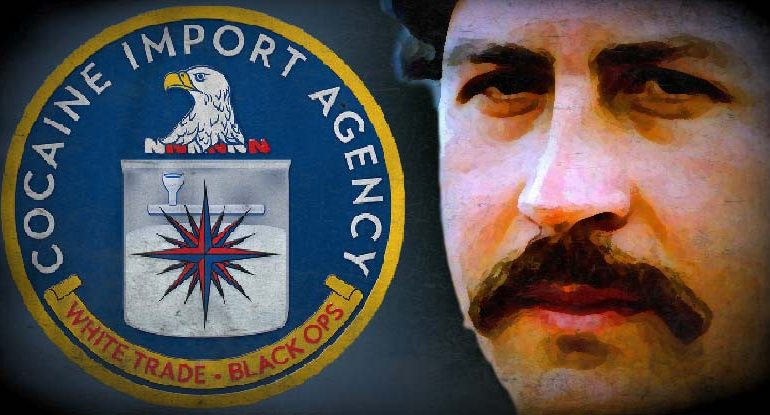 "Pablo Escobar's Son Reveals His Dad ""Worked For The CIA Selling Cocaine"""