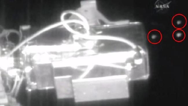 Conspiracy Theorists Persist With Wild UFO Speculation After Mysterious Footage From Space Station