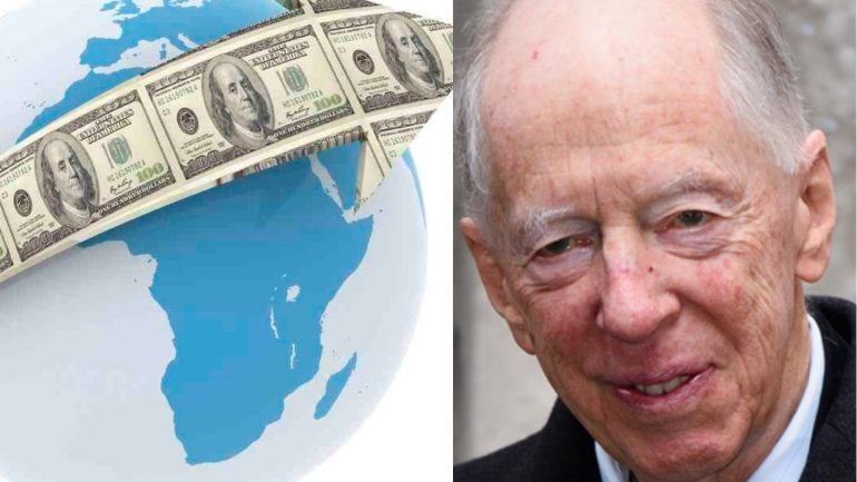 Rothschild Family Wealth is Five Times That of World's Top 8 Billionaires Combined