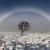 Rare White Rainbow Appears Over Scotland