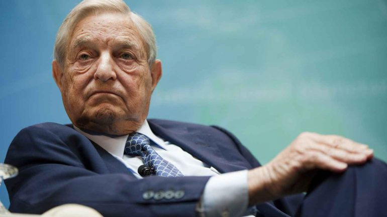White House Told To Arrest George Soros