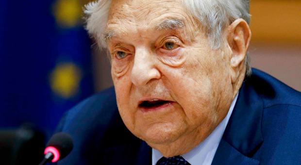 George Soros: 'I Will Take Down President Trump' For The NWO